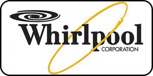 Whirlpool logo frame